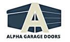 Alpha Garage Doors Logo