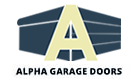 Alpha Garage Doors Logo